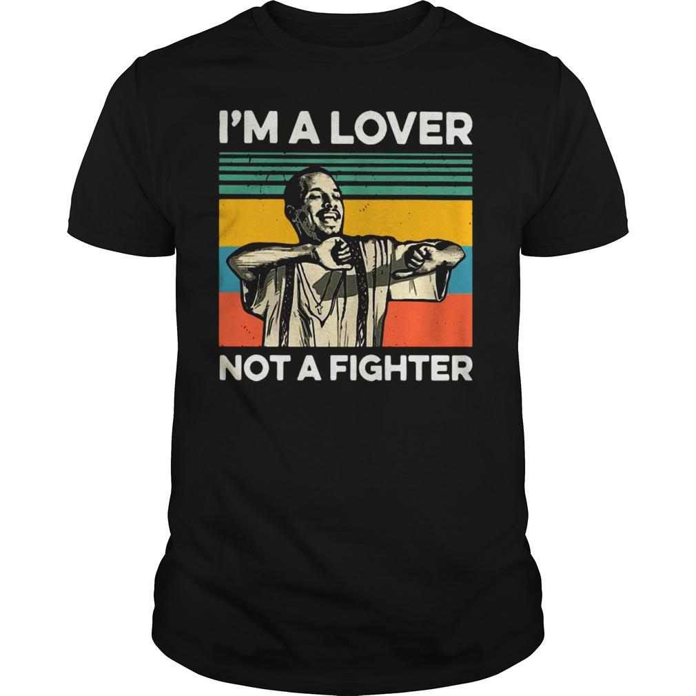 Blood In Blood Out Cruzito Im A Lover Not A Fighter Vintage Shirt
