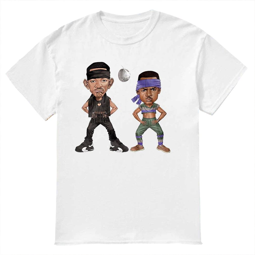 Carlton And Will Jump It On Shirt