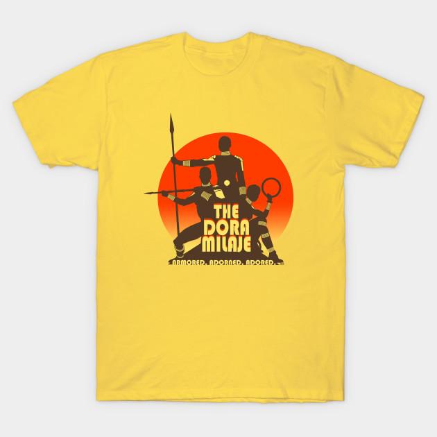 Dora Milaje T-Shirt