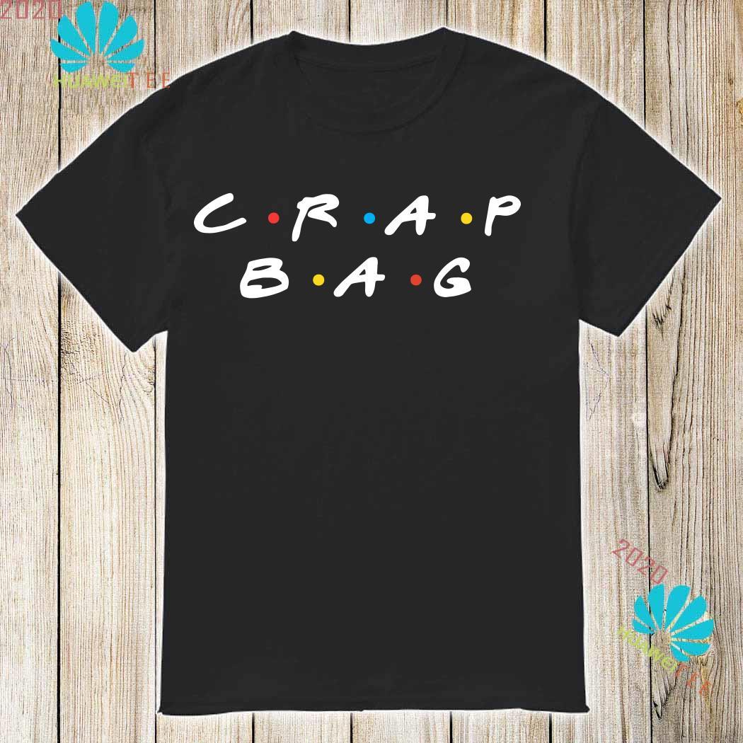 Friends Crap Bag Sweatshirt