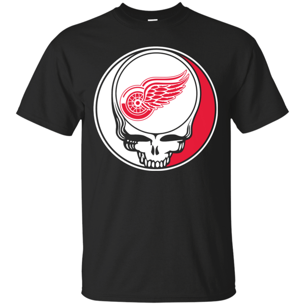 Grateful Dead Detroit Red Wings Shirts