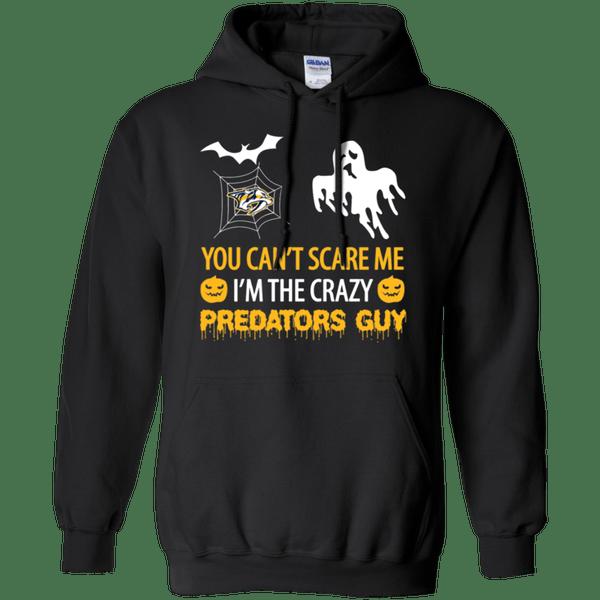 Halloween Shirt For Nashville Predators Fans Guy Hoodie Shirt