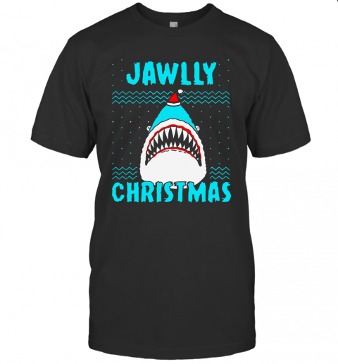 Jawlly Christmas T Shirt 1