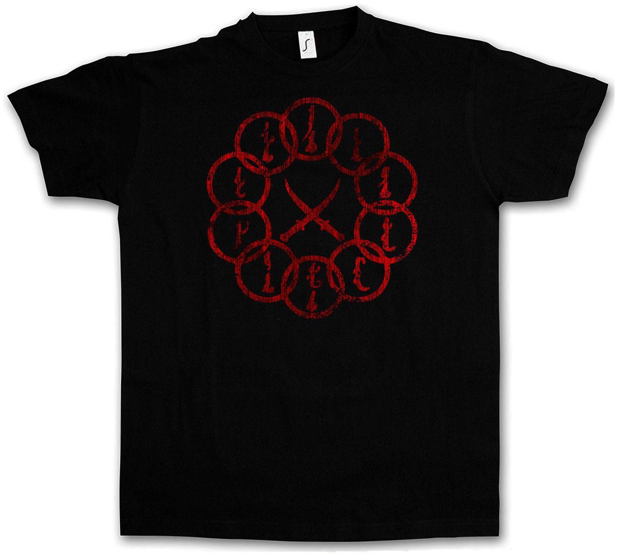 Mandarin Vintage Logo Ii – Iron Man Tony Stark Avengers 3 Shows T Shirt
