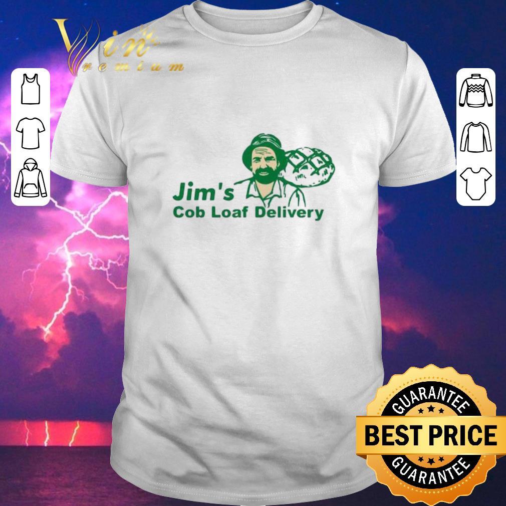 Original Jims Cob Loaf Delivery Shirt Sweater