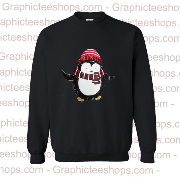 Penguin Christmas Sweatshirt.jpeg