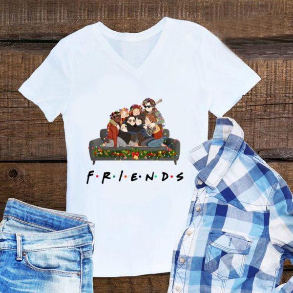 Stranger Thing 3 Christmas Friends Tv Show T Shirt