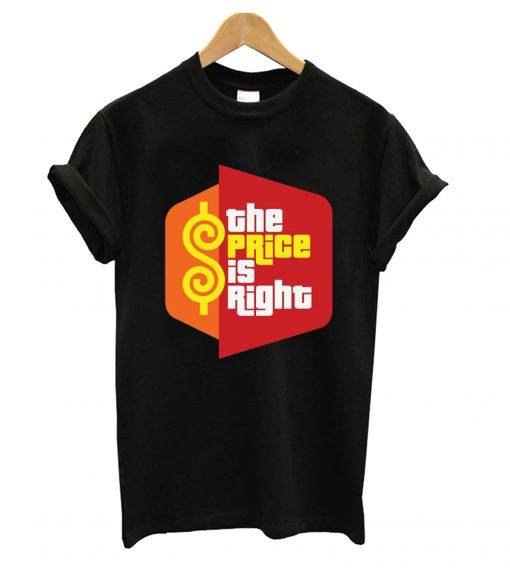 The Price Is Right T Shirt (gpmu)