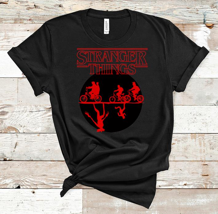 Top Season 3 Bike Rides Stranger Things Shirt